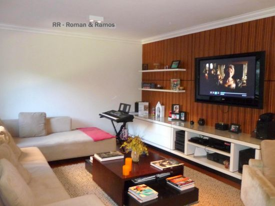 Apartamento à venda Panamby - SALA-TV1.jpg