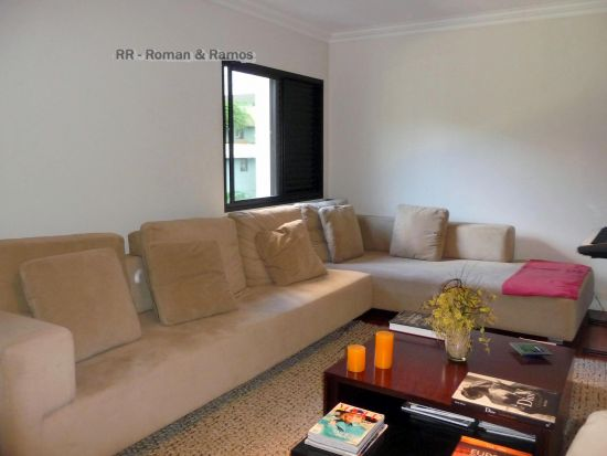 Apartamento à venda Panamby - SALA-TV4.jpg