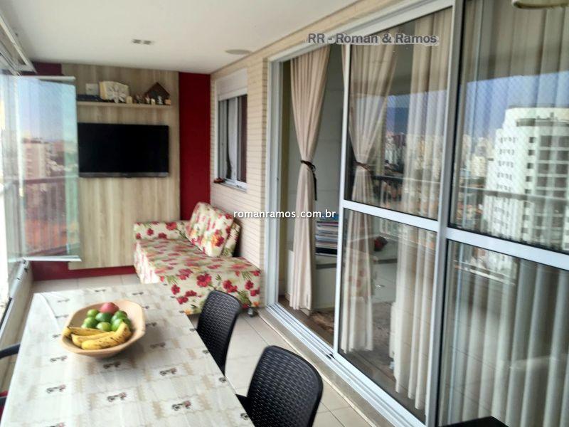 Apartamento Vila Gumercindo 3 dormitorios 4 banheiros 2 vagas na garagem