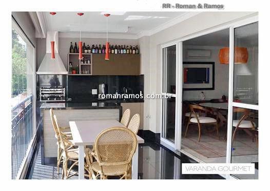 Apartamento Pinheiros 3 dormitorios 5 banheiros 3 vagas na garagem