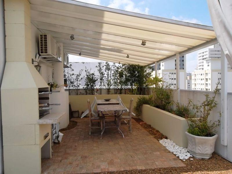 Cobertura Duplex Vila Clementino 2 dormitorios 4 banheiros 2 vagas na garagem