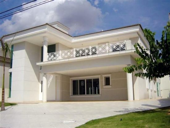Casa em Condomínio venda Santana de Parnaíba (Tamboré2) - Referência 696
