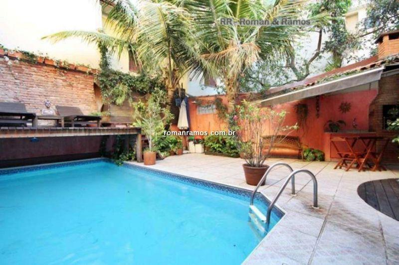 Casa Padrão venda Vila Clementino - Referência 1168