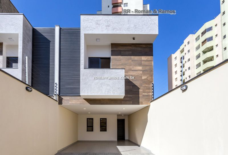 Casa Padrão Vila Mariana 3 dormitorios 4 banheiros 4 vagas na garagem
