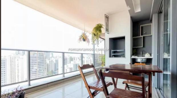 Apartamento venda Brooklin Paulista - Referência 1208