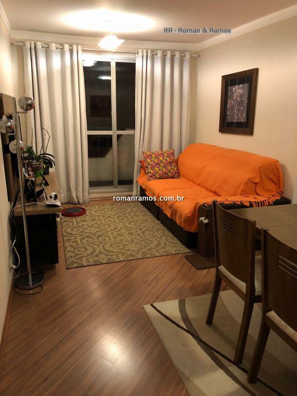 Apartamento Vila Gumercindo 2 dormitorios 2 banheiros 1 vagas na garagem