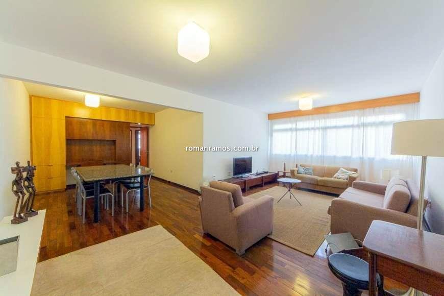 Apartamento aluguel Jardim Paulista - Referência A742